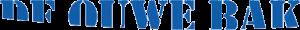 Logo Ouwe Bak